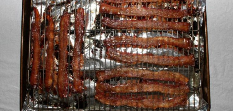 Candied Bacon 2