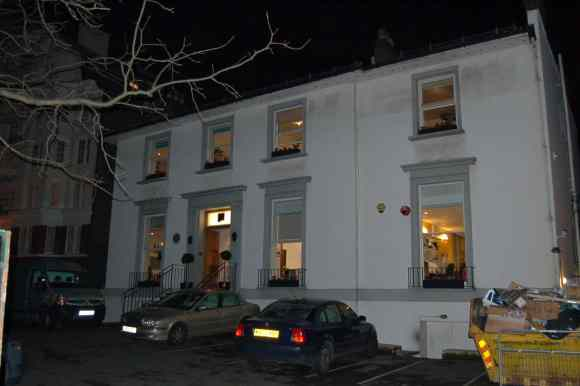 Abbey Road Studios, 30 November 2009