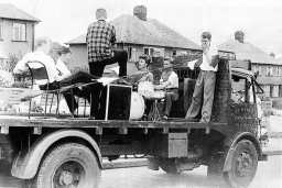 The Quarrymen, 6 July 1957