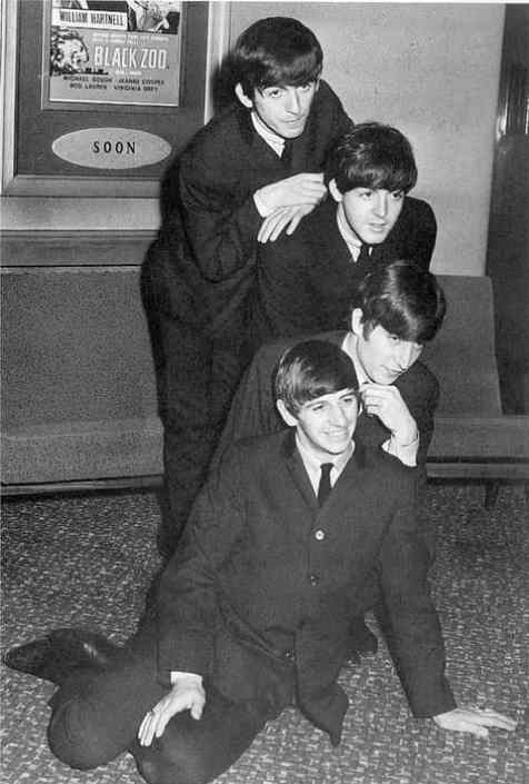 The Beatles, 1963