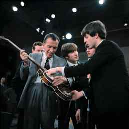The Beatles with Ed Sullivan, 9 February 1964