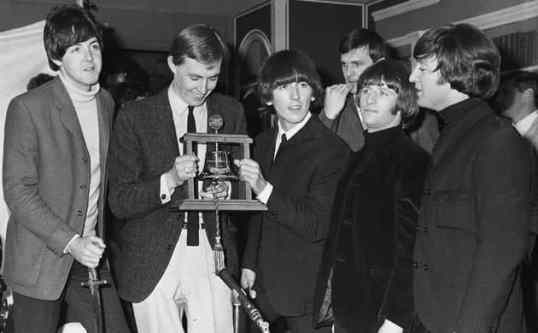 The Beatles with Simon Dee, 6 April 1965