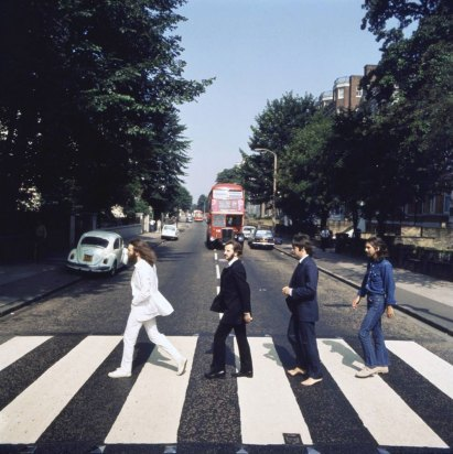 Picture four from the Abbey Road photography session