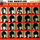 Os Reis Do Ié, Ié, Ié! (A Hard Day's Night) album artwork - Brazil