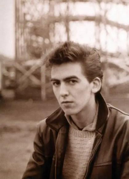 George Harrison, Hamburg, 1960