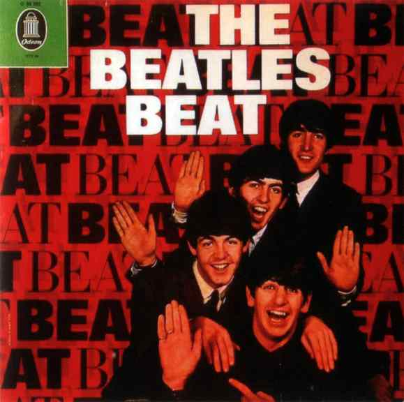 The Beatles Beat album artwork - Germany
