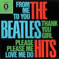 The Beatles' Hits EP artwork - Germany