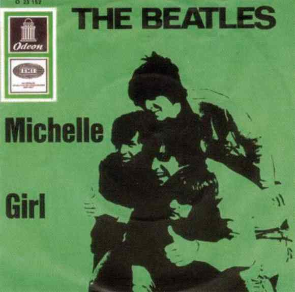 Michelle single artwork - Germany