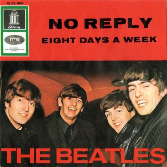 No Reply single artwork - Germany