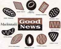 Good News chocolates (Savoy Truffle)