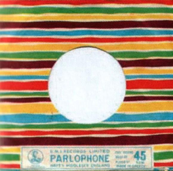EMI single sleeve, 1965 - Greece