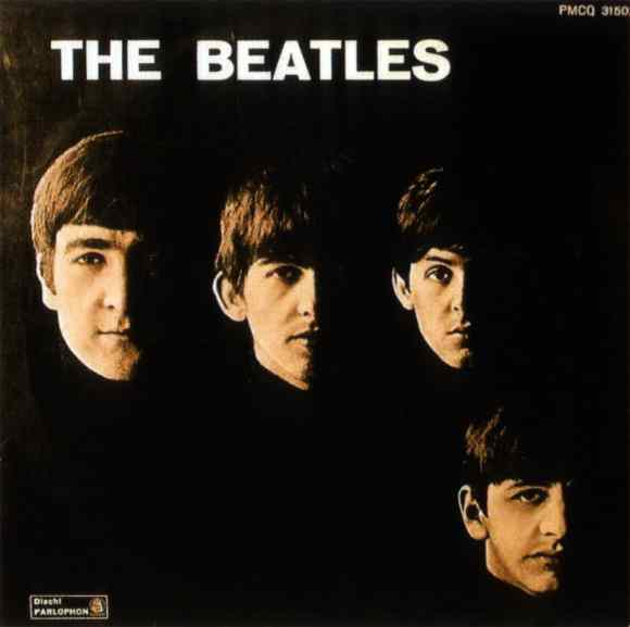 Please Please Me album artwork - Italy