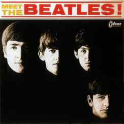 Meet The Beatles! album artwork - Japan