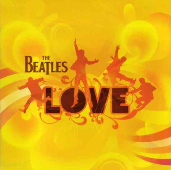 Love album artwork