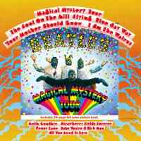 Magical Mystery Tour album artwork