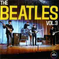 The Beatles Vol. 3 album artwork - Mexico