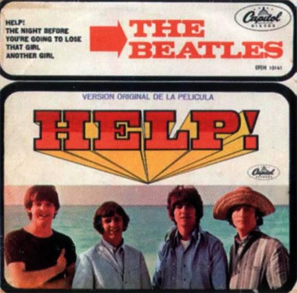 Help! EP artwork - Mexico