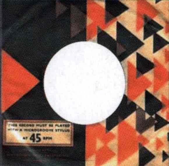 Parlophone sleeve, 1963-64 - Pakistan