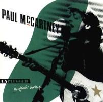 Unplugged (The Official Bootleg) album artwork - Paul McCartney