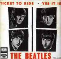 Ticket To Ride single artwork - Spain