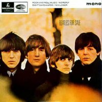Beatles For Sale EP artwork - United Kingdom