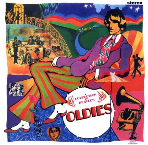 A Collection Of Beatles Oldies album artwork