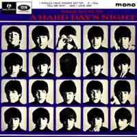 Extracts From The Film A Hard Day's Night EP artwork - United Kingdom