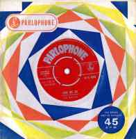 Love Me Do single - United Kingdom