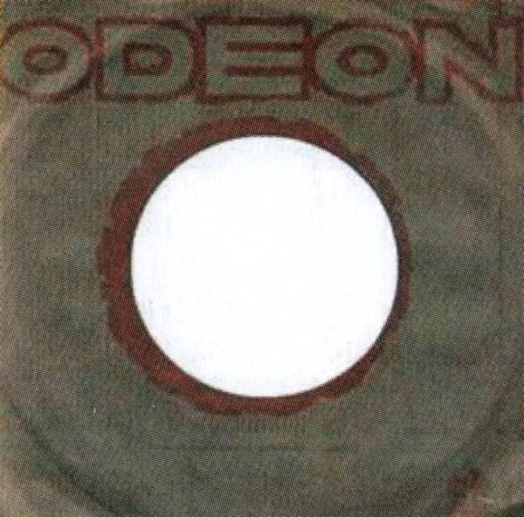 Odeon single sleeve, 1966-67 - Uruguay
