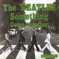 Something/Come Together single artwork - Yugoslavia