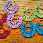 Monday Makings… Crochet Jewelry!!