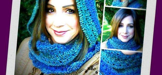 Amazing Grace Snoodie is a Crochet Awards Winner!!