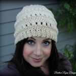 Ladies Whimsical Warmth Beanie - Cream