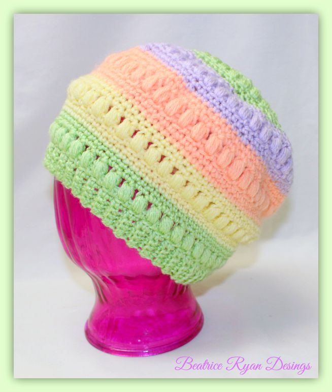 Free Crochet Hat Pattern For 6 Year Old : Children s Whimsical Warmth Beanie?Free Crochet Pattern!!