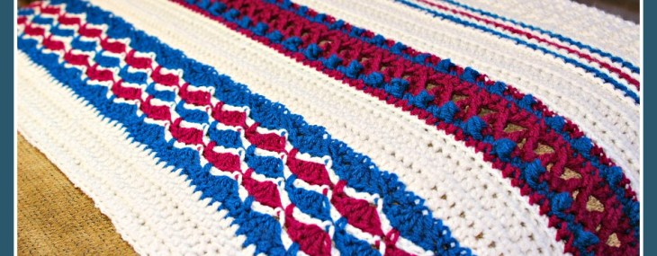 Crochet With Me!! Winter 2016 Crochet-A-Long… Week 4