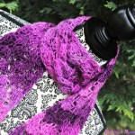 Cherished Moments Scarf… New Free Crochet Pattern