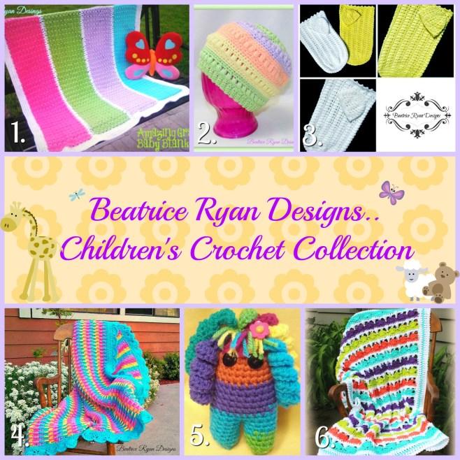 Children's Crochet Collection