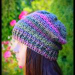 Winter Walk Beanie… New Free Crochet Pattern!!