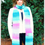 Amazing Grace Saturday Super Scarf…. New Free Crochet Pattern!!