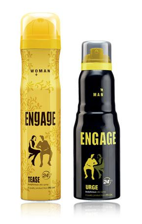 Engage deo spray review, 24 hr freshness, Engage deo spray, engage, deo spray, deo, spray, 24 hr long lasting, Engage deo spray for couple, Rush (Male) & Blush (Female), Mate (Male) & Spell (Female), Urge (Male) & Tease (Female)
