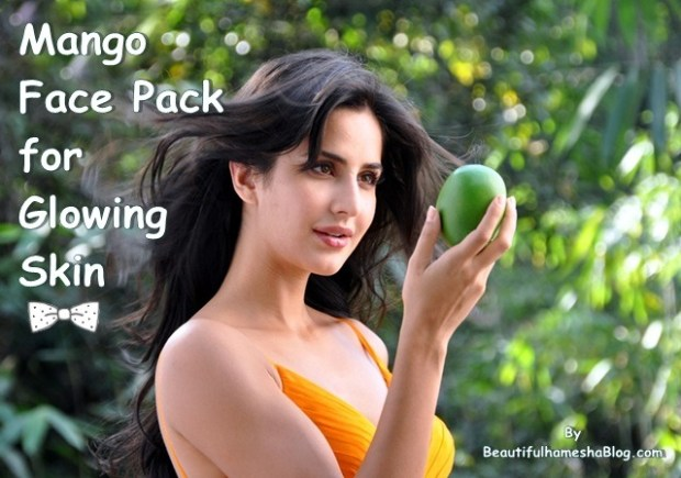 Mango Face Pack for Glowing Skin