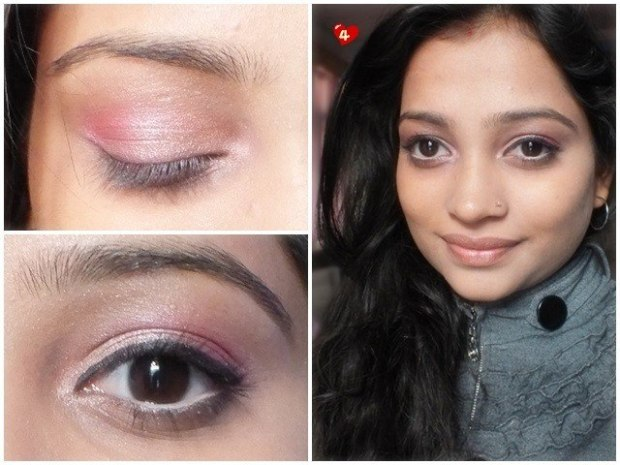 My Valentine's Day Makeup