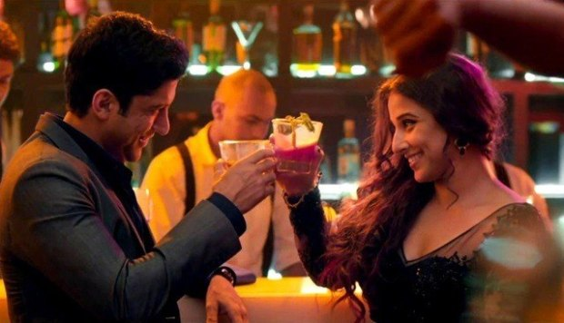 Vidya Balan Look in shaadi ke side effects 1