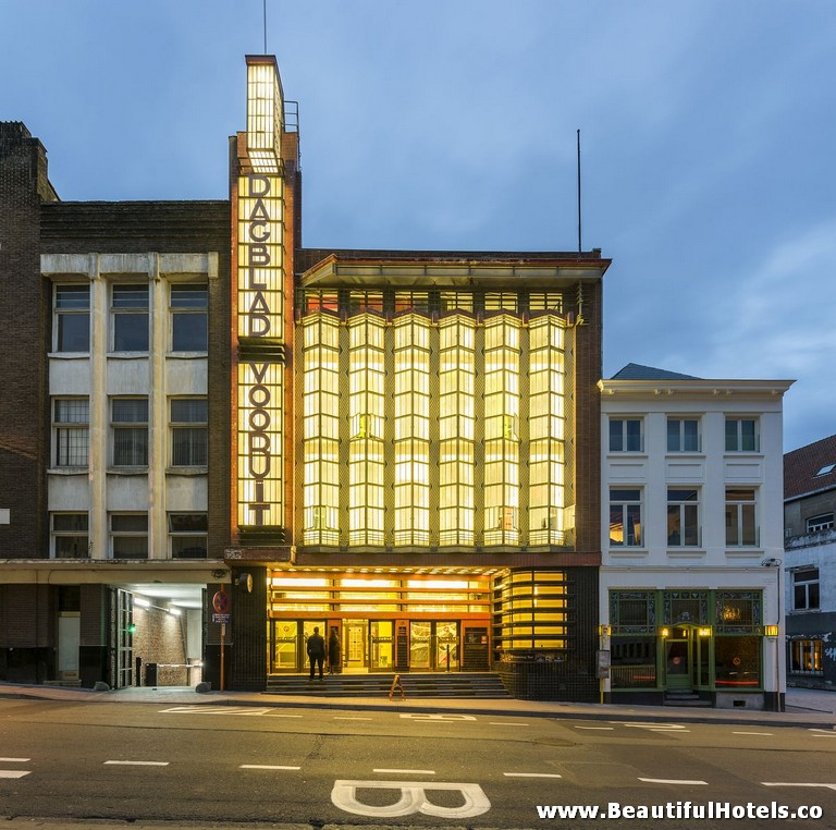 Backstay Hostel Ghent (Ghent, Belgium)