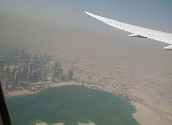 Qatar Airways Complimentary Doha Tour