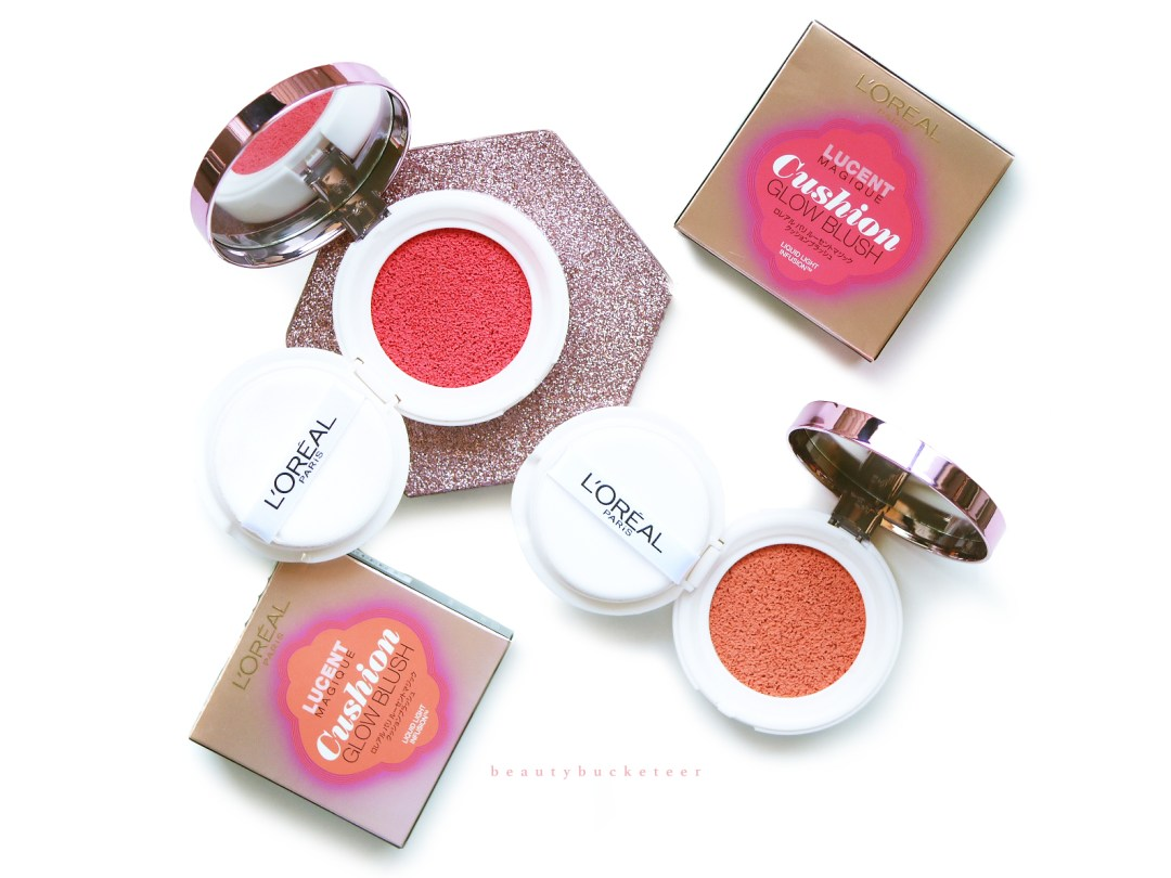 L'Oreal Cushion Glow Blush