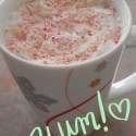 [D]rink [I]t [Y]ourself: Peppermint White Hot Chocolate