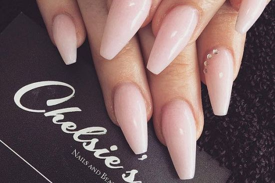 How to get squoval nails