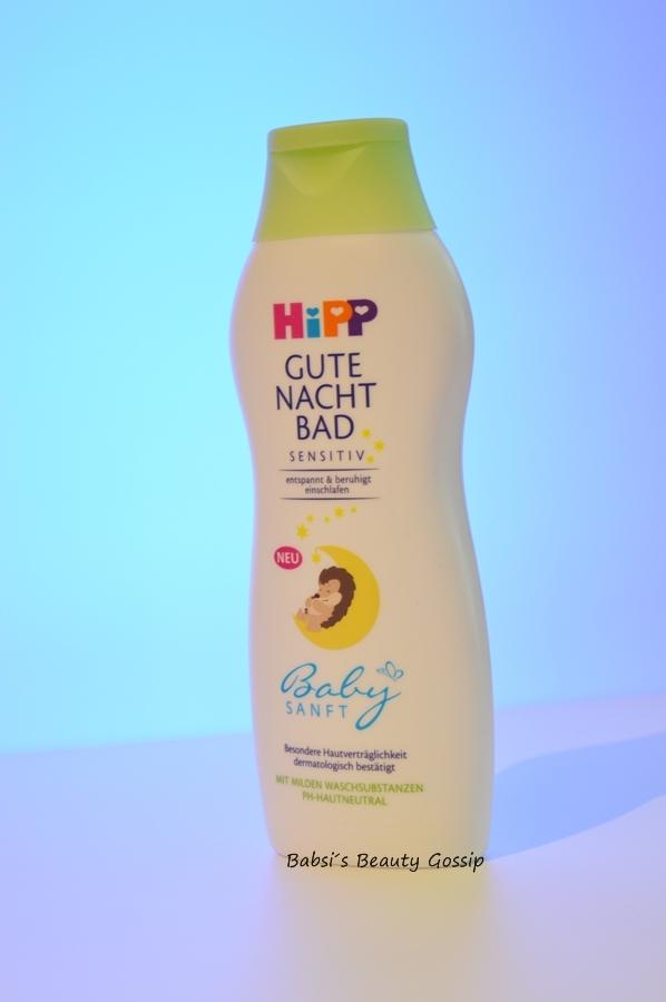 Gute Nacht Bad HIPP