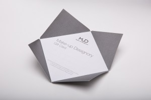 MUD Make-up designory Gift Card (2)